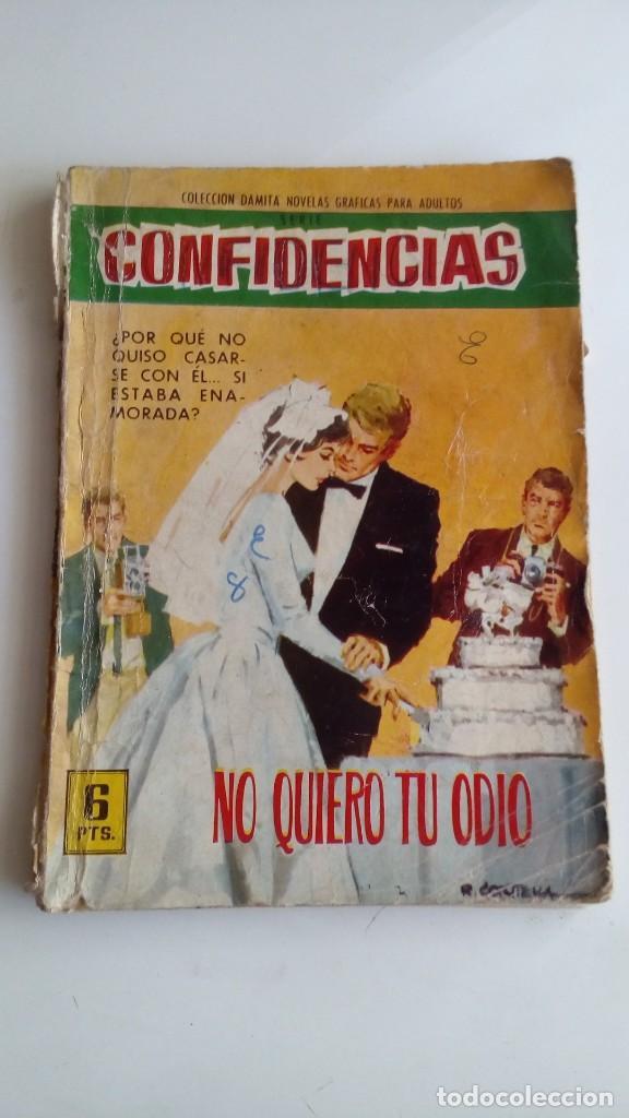 CONFIDENCIAS 353 FERMA C16V (Tebeos y Comics - Ferma - Otros)