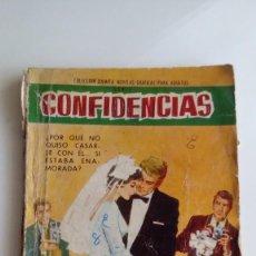 Tebeos: CONFIDENCIAS 353 FERMA C16V. Lote 141840306