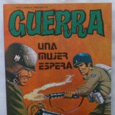 Tebeos: COMIC DE GUERRA- VILMAR-NOVELA GRAFICA-UNA MUJER ESPERA. Lote 141937382