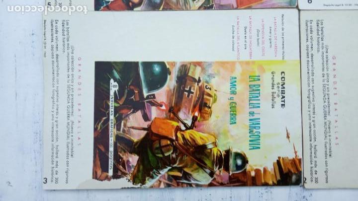 Tebeos: COMBATE ORIGINAL COMPLETA 1 AL 12 - EDITORIAL FERMA 1963 MUY BUEN ESTADO, DIFÍCIL - Foto 9 - 142379502
