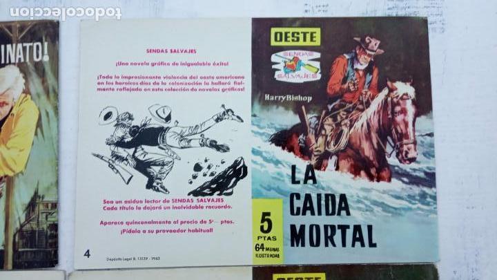 Tebeos: COMBATE ORIGINAL COMPLETA 1 AL 12 - EDITORIAL FERMA 1963 MUY BUEN ESTADO, DIFÍCIL - Foto 12 - 142379502