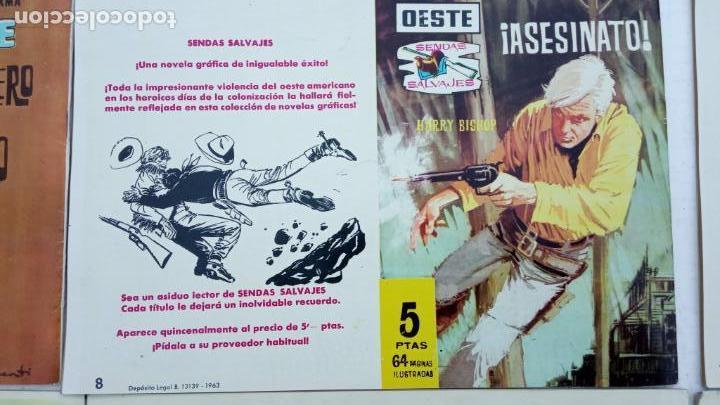 Tebeos: COMBATE ORIGINAL COMPLETA 1 AL 12 - EDITORIAL FERMA 1963 MUY BUEN ESTADO, DIFÍCIL - Foto 15 - 142379502