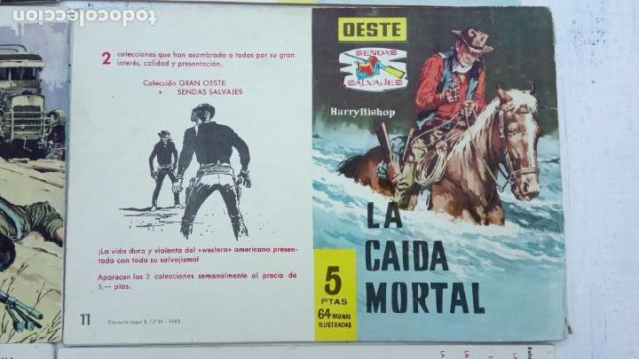 Tebeos: COMBATE ORIGINAL COMPLETA 1 AL 12 - EDITORIAL FERMA 1963 MUY BUEN ESTADO, DIFÍCIL - Foto 18 - 142379502