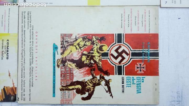 Tebeos: COMBATE ORIGINAL COMPLETA 1 AL 12 - EDITORIAL FERMA 1963 MUY BUEN ESTADO, DIFÍCIL - Foto 19 - 142379502