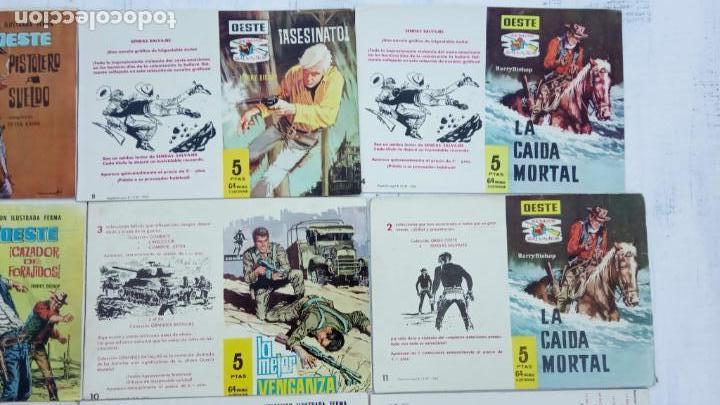Tebeos: COMBATE ORIGINAL COMPLETA 1 AL 12 - EDITORIAL FERMA 1963 MUY BUEN ESTADO, DIFÍCIL - Foto 27 - 142379502