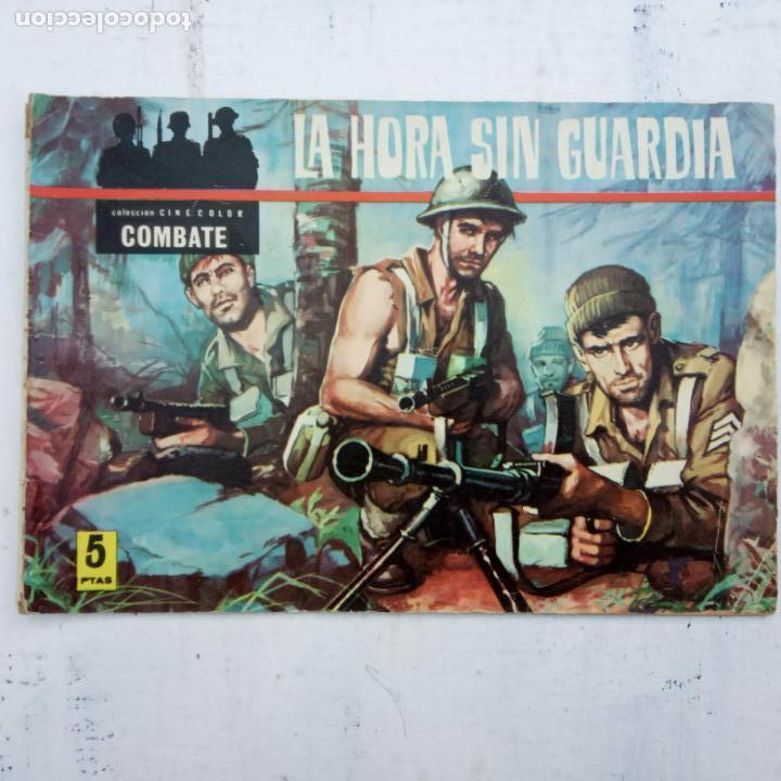 Tebeos: COLECCION CINECOLOR COMBATE COMPLETA - MUY BUEN ESTADO, ver todas las portadas - Foto 17 - 142392302