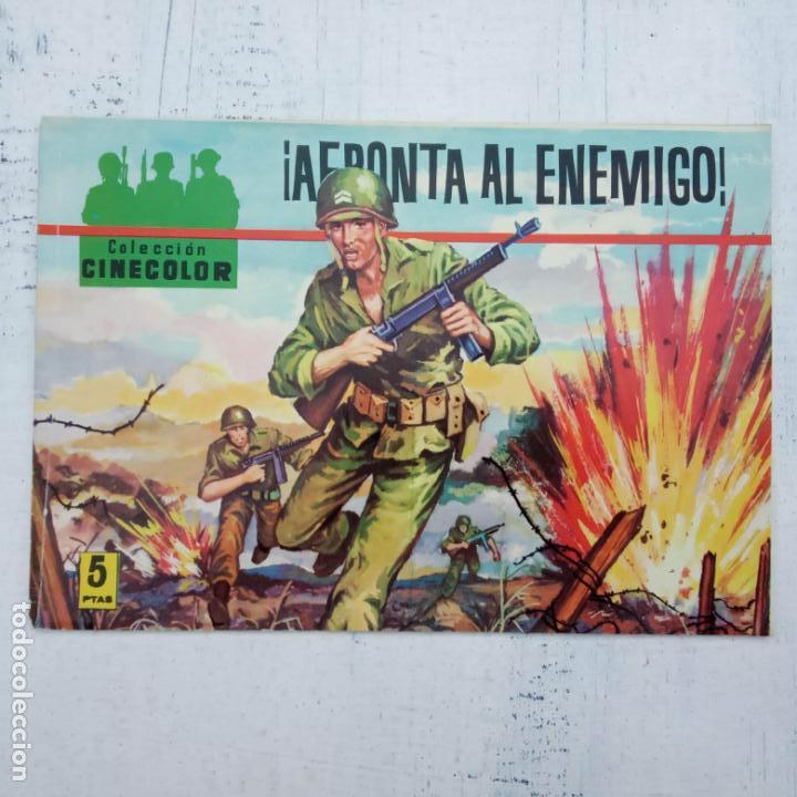 Tebeos: COLECCION CINECOLOR COMBATE COMPLETA - MUY BUEN ESTADO, ver todas las portadas - Foto 28 - 142392302