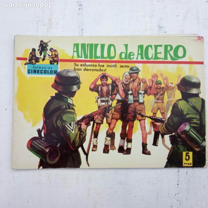 Tebeos: COLECCION CINECOLOR COMBATE COMPLETA - MUY BUEN ESTADO, ver todas las portadas - Foto 56 - 142392302