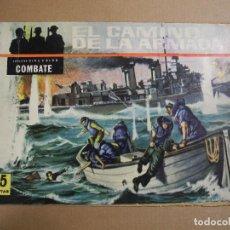 Tebeos: EL CAMINO DE LA ARMADA. FERMA. COMBATE N. 16 AÑO. Lote 143444010