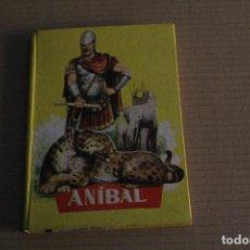 Tebeos: ANIBAL, TAPA DURA, EXCLUSIVAS FERMA. Lote 145991610