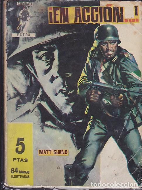 COMIC COLECCION COMBATE EXTRA Nº 8 (Tebeos y Comics - Ferma - Combate)
