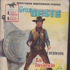 Tebeos: COMIC COLECCION GRAN OESTE Nº 8. Lote 146348010