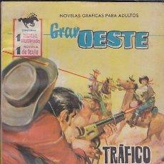 Tebeos: COMIC COLECCION GRAN OESTE Nº 214. Lote 146348958