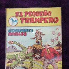 Tebeos: EL PEQUEÑO TRAMPERO 11 ORIGINAL FERMA PRIMERA SERIE. Lote 147243108