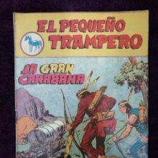 Tebeos: EL PEQUEÑO TRAMPERO 14 ORIGINAL FERMA 1957 PRIMERA SERIE. Lote 147243802