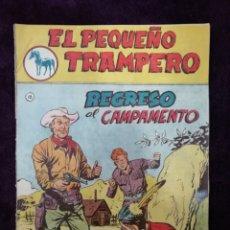 Tebeos: EL PEQUEÑO TRAMPERO 16 ORIGINAL FERMA 1957 PRIMERA SERIE. Lote 147243949