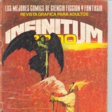 Tebeos: INFINITUM 2000 - Nº 27 -LOS MEJORES CÓMICS DE CIENCIA FICCIÓN Y FANTASÍA-1981-CORRECTO- ESCASO-0021. Lote 147607977