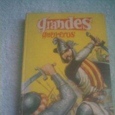 Tebeos: GRANDES GUERREROS Nº 5 FERMA 1963 -155 PAGINAS TEBEO -LIBRO. Lote 148051906