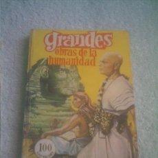 Tebeos: GRANDES OBRAS DE LA HUMANIDAD Nº 13 FERMA - 1963 -155 PAGINAS TEBEO -LIBRO. Lote 148052646