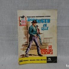 Tebeos: FERMA, GRAN OESTE, LOS REVELDES, JIM KELLY . Lote 148169618