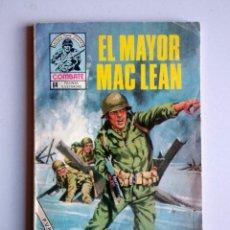 Tebeos: COMBATE. NOVELA GRÁFICA SEMANAL Nº 214. EL MAYOR MAC LEAN, 1980. Lote 148277734