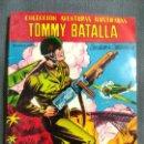 Tebeos: TOMMY BATALLA - BUCANEROS BIRMANOS - AVENTURAS ILUSTRADAS, 10. Lote 148585814