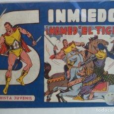 Tebeos: SINMIEDO ACROPOLIS HAMED EL TIGRE Nº 3 ORIGINAL BUEN ESTADO. Lote 149384846