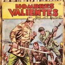 Tebeos: TOMMY BATALLA, 15 BATALLA ATACA SOLO (FERMA) HOMBRES VALIENTES. Lote 149766598