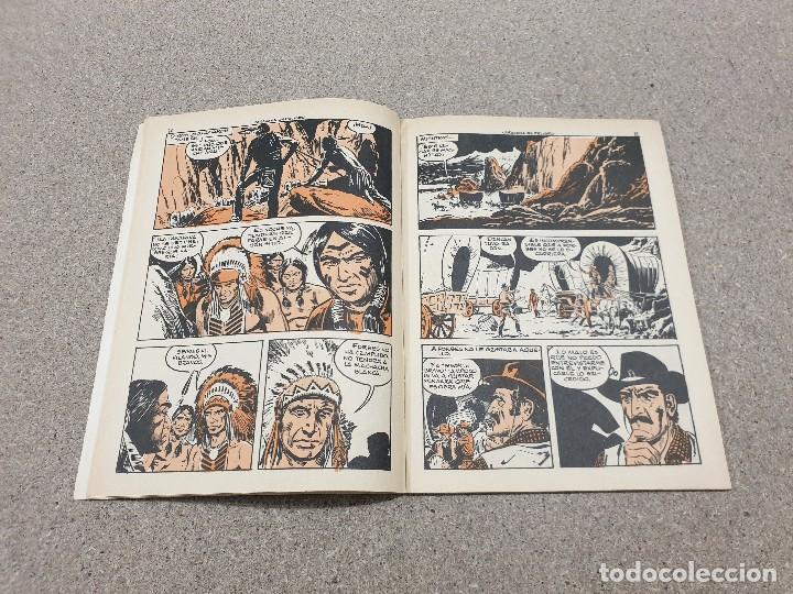 Tebeos: COMICS....NOVELA GRAFICA DEL OESTE.....CARAVANA EN PELIGRO......EDICIONES TORAY...1966..... - Foto 5 - 149951078