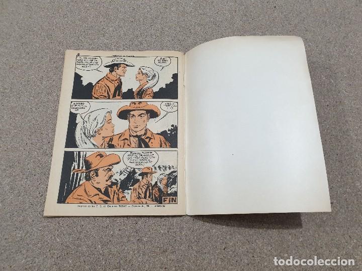 Tebeos: COMICS....NOVELA GRAFICA DEL OESTE.....CARAVANA EN PELIGRO......EDICIONES TORAY...1966..... - Foto 6 - 149951078