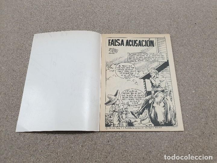 Tebeos: COMICS....NOVELA GRAFICA DEL OESTE.....HAZAÑAS DEL OESTE.......EDICIONES TORAY...1959...... - Foto 3 - 149952246
