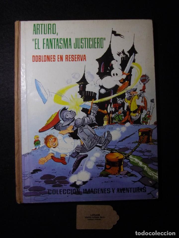 ARTURO, EL FANTASMA JUSTICIERO. DOBLONES EN RESERVA ED. FERMA 1964 (Tebeos y Comics - Ferma - Otros)