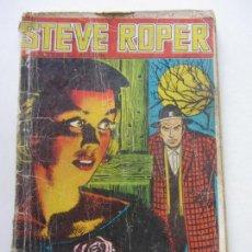 Tebeos: STEVE ROPER Nº 6 EDI. FERMA 1960 - POR WILLIAMS OVERGARD 1953. Lote 152257398