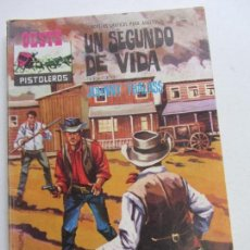 Tebeos: PISTOLEROS (OESTE) - UN SEGUNDO DE VIDA - ED. FERMA 1963 1953 VSD05. Lote 152259078