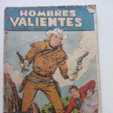 Tebeos: HOMBRES VALIENTES. KIT CARSON Nº 17. FERMA 1958. DIFICIL 1953 VSD05. Lote 152259422
