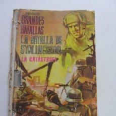 Tebeos: GRANDES BATALLAS Nº 21 LA BATALLA DE STALINGRADO ED. FERMA VSD05. Lote 152285186