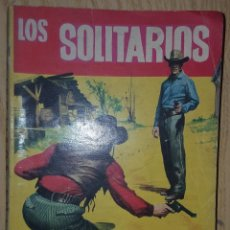 Tebeos: NOVELA / LOS SOLITARIOS / YOUNG LASSITER / COLECCION SALVAJE OESTE EXCLUSIVAS FERMA Nº 2 1958. Lote 152492106