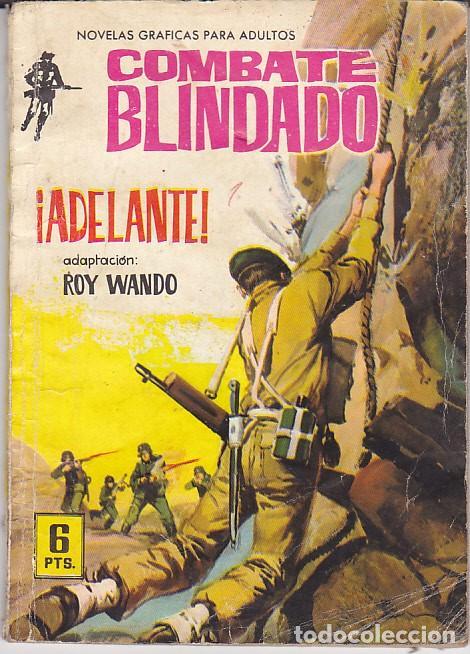 COMIC COLECCION COMBATE BLINDADO Nº 145 (Tebeos y Comics - Ferma - Combate)
