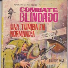 Tebeos: COMIC COLECCION COMBATE BLINDADO Nº 141. Lote 152737526