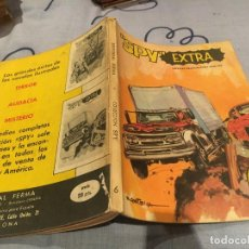 Tebeos: SPY EXTRA 6. NOVELAS GRÁFICAS PARA ADULTOS - FERMA -1969. Lote 152774966