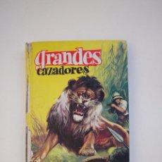 Tebeos: GRANDES CAZADORES - F. M. SESEN - DIBUJO: GARCÉS - COLECCIÓN GRANDES Nº 6 - EDITORIAL FERMA 1963. Lote 152967274