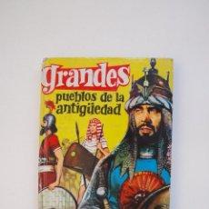Tebeos: GRANDES PUEBLOS DE LA ANTIGÜEDAD - S.TORT - COLECCIÓN GRANDES Nº 10 - EDITORIAL FERMA 1963. Lote 152969322