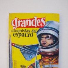 Tebeos: GRANDES CONQUISTAS DEL ESPACIO - FLORES-LÁZARO - COLECCIÓN GRANDES Nº 12 - EDITORIAL FERMA 1963. Lote 152971142