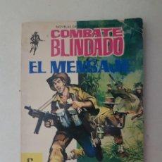Tebeos: COMBATE BLINDADO. Nº 123. FERMA.. Lote 153249538