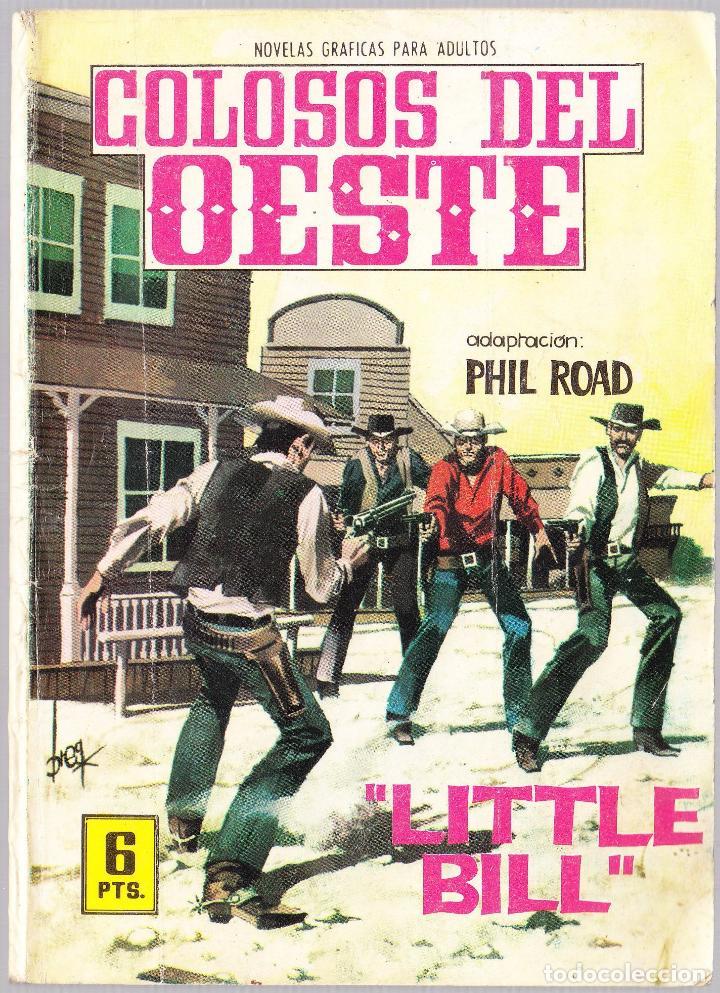 COLOSOS DEL OESTE Nº 99 - LITTLE BILL (Tebeos y Comics - Ferma - Colosos de Oeste)