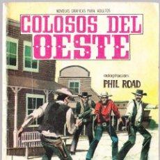 Tebeos: COLOSOS DEL OESTE Nº 99 - LITTLE BILL. Lote 154143814