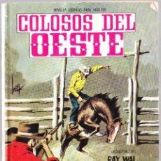 Tebeos: COLOSOS DEL OESTE Nº 101 - EL GALOPE DE LA MUERTE. Lote 154145438