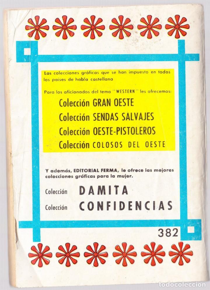 Tebeos: GRAN OESTE Nº 382 - UN SEGUNDO PARA MORIR - Foto 2 - 154146246