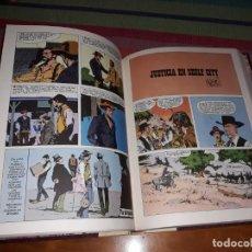 Tebeos: LIBRO DEL DIBUJANTE ARTURO DEL CASTILLO CON 5 COMICS DEL OESTE***. Lote 154618726