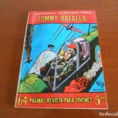 Tebeos: AVENTURAS ILUSTRADAS FERMA NUMERO 15 TOMMY BATALLA. Lote 154689334